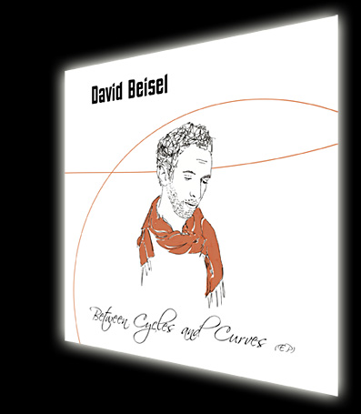 David Beisel - Between Cycles And Curves EP - CD